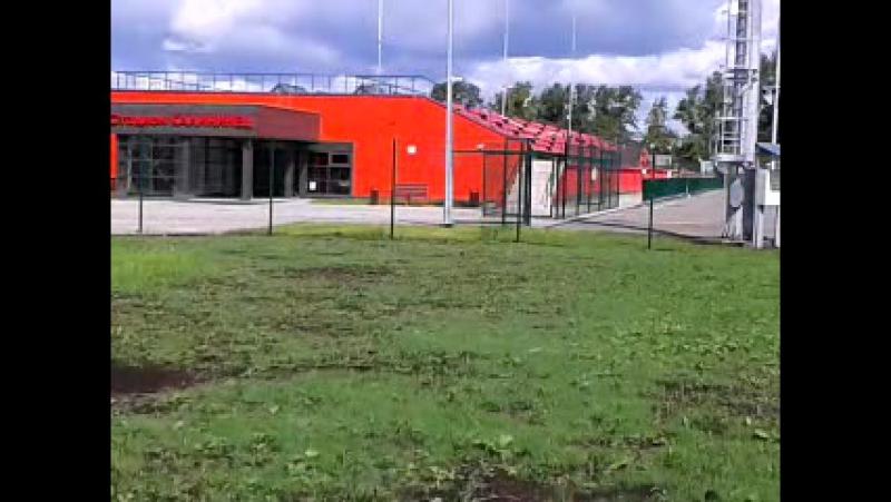 Эльмаш стадион Калининец.