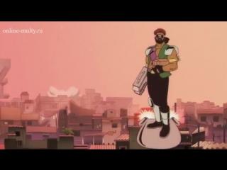 Major Lazer | Майор Лазер - Fizzy Fever 1 сезон 9 серия