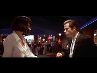 Танцы под Чака Берри в «Криминальном чтиве»