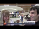 Mi Amigo Amigo Nelson - Extracto de Reportaje sobre Rusia TV Chilena