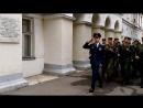 Принятие военной присяги курсант Атаян