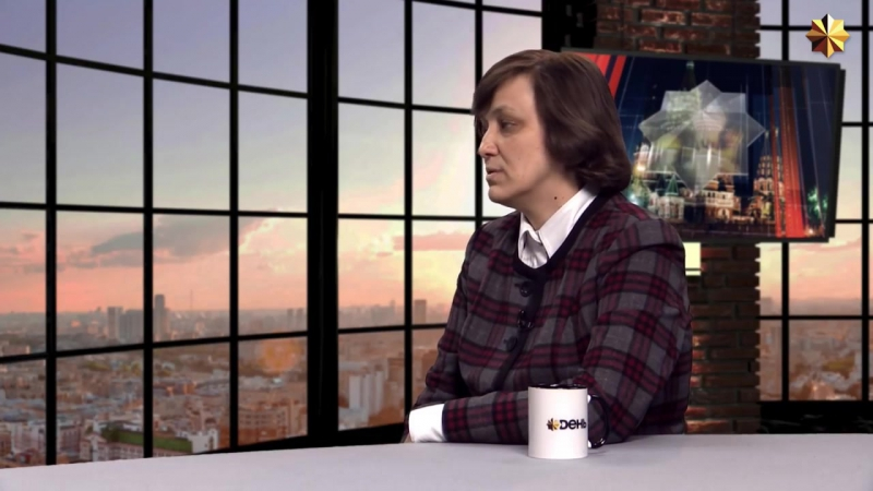 Солженицын. Гостья передачи историк, Елизавета Пашкова. Ведущий — Андрей Фефелов.