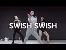 1Million dance studio Swish Swish - Katy Perry (ft. Nicki Minaj)  Beginners Class
