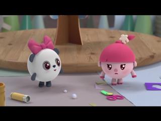 Малышарики - Новые серии - Мишка (44 серия) - Для детей от 0 до 4 лет