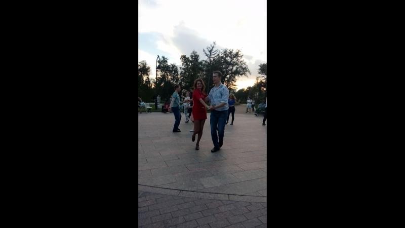 17.08.22 - Хастл опен-эйр в парке Дзержинского Кутанов Хастл Пустоварова парк