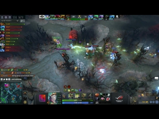 Invictus Gaming kills Bristle