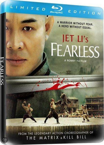 Фильм Бесстрашный / Huo Yuan Jia / Fearless [ 2006 / BDRip ] Movie