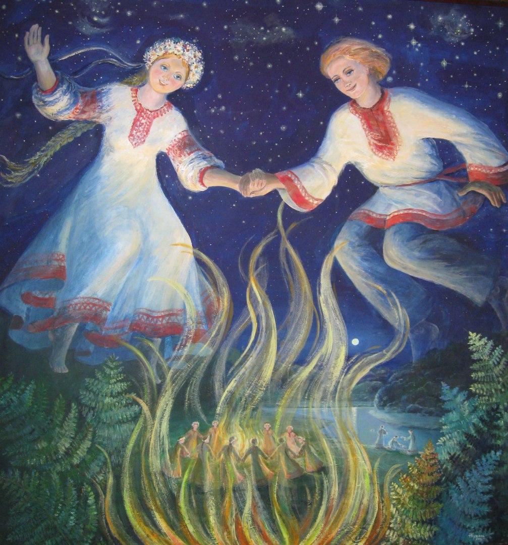 Афиша Владивосток Купальские гуляния на о.Русский 24-25 июня