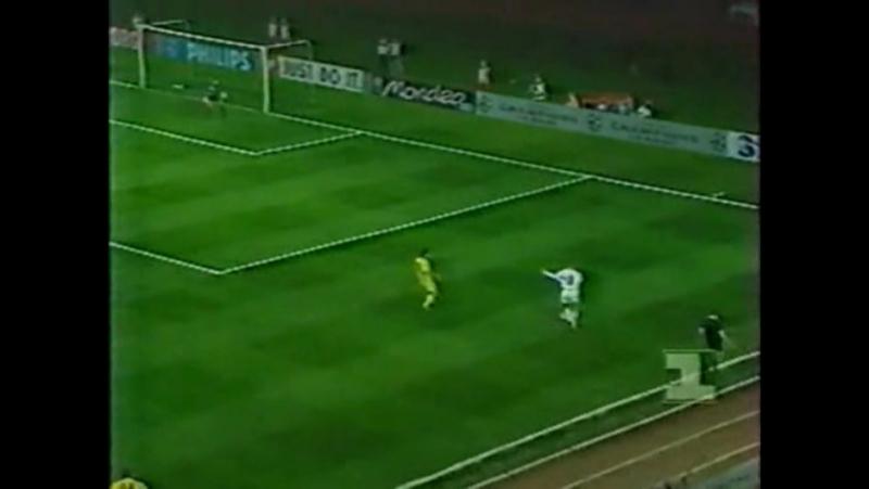 80 CL-1993/1994 Galatasaray - Spartak Moskva 1:2 (13.04.1994) HL