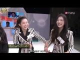 141028 Red Velvet @ After School Club Backstage [рус.саб]