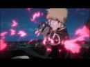 Ichigo vs Ginjou - Bleach Full Fight English Sub 60 fps HD