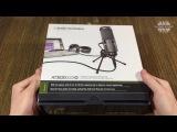 Обзор Audio-Techniсa AT2020 USB+ - топовый USB-микрофон для подкастов и стримов
