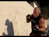 Vin Diesel boxer for The Fate of the Furious 8 behind the scenes