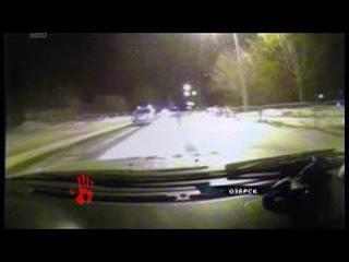 Лихач прокатил ГАИшника на капоте машины. ВИДЕО » Freewka.com - Смотреть онлайн в хорощем качестве