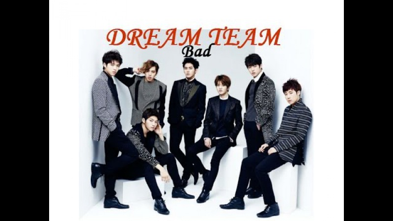 [COVER] Bad BY Dream Team(드림 팀) _ بنات يغنون كوري