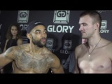 GLORY 37 Los Angeles: Weigh Ins
