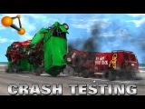 BeamNG.drive - Kessler Stowaway Crash Testing