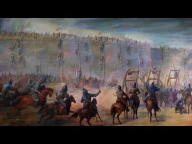 Батый и монгольское завоевание Волжской Булгарии (рассказывает историк Андрей Сараев)