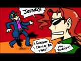 JoJo Comic Dub Ask Kool Kid kakyoin (almost all questions answered)