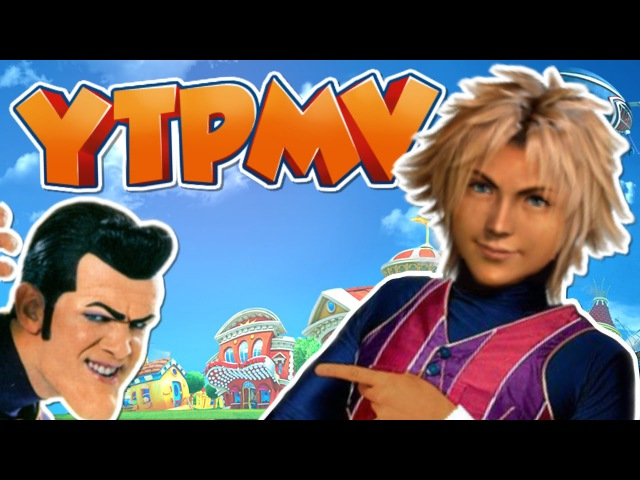 We Are Number One but it's Tidus laughing