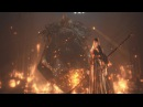 Dark Souls 3 Ashes of Ariandel Sister Friede and Father Ariandel Boss Fight 4K 60fps