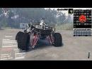 SpinTires Hummer Alpha Pnevmo4x4 Beta test ChameleonHUM