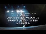 Judge demo