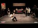 Instinct Battle 14 Finale 1 Hiphop Heavy Flow Vs FDV Danceprojectfo