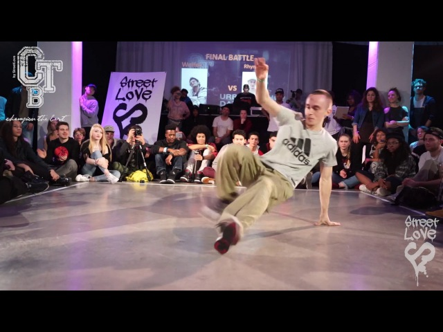 Champion the Best Winter 2017 | Breaking Final | Rhymes vs. Wolfer | Danceproject.info