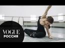 Как тренируется балерина Большого театра