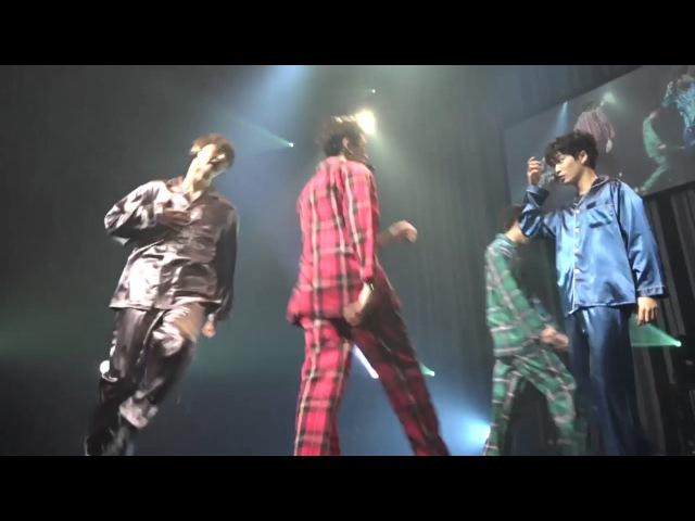 NUEST Sleep Talking(2016 NUEST JAPAN TOUR ~ONE FOR L.O.Λ.E~)