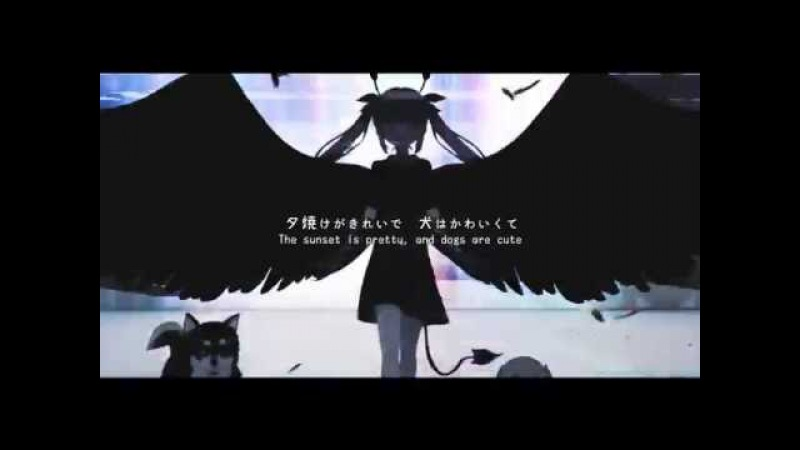 【Miku Hatsune】I'm glad you're evil too - eng sub 【PinocchioP】