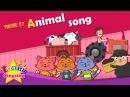 Theme 27 Animal song Five Little Ducks Baa Baa Black Sheep Learning English for Kids