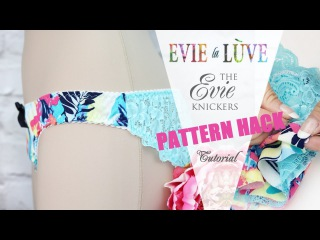 Pattern Hack: The Lacy Evie's