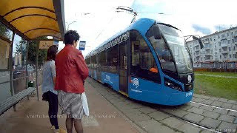 Трамвай 7 метро