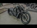 Тест драйв Кастом проекта Harley Davidson V-rod Докатились!