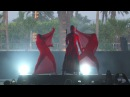 Banks - Poltergeist - Live at Coachella 2017 April 14th