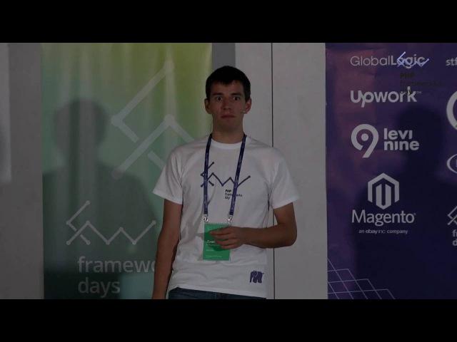Дмитрий Науменко Профилирование в PHP c XDebug, XHprof, Blackfire