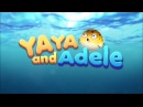 Baby BuzTube presents ❤️Best Animated Cartoons 2018❤️❤️Yaya and Adele ❤️❤️Episode 2 funny cartoons