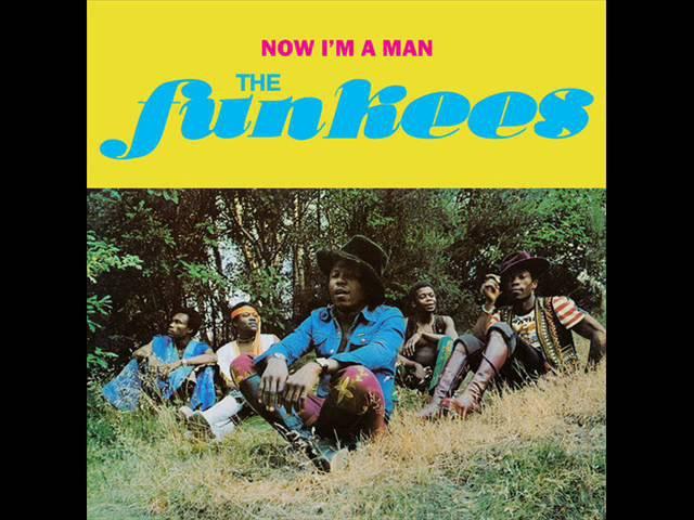 The Funkees - Now i'm a man (full album) 1976