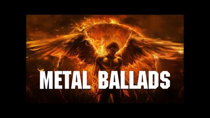 The Best Rock Metal Ballads Ever Vol 1 - Best Rock Ballads Songs Of All Time