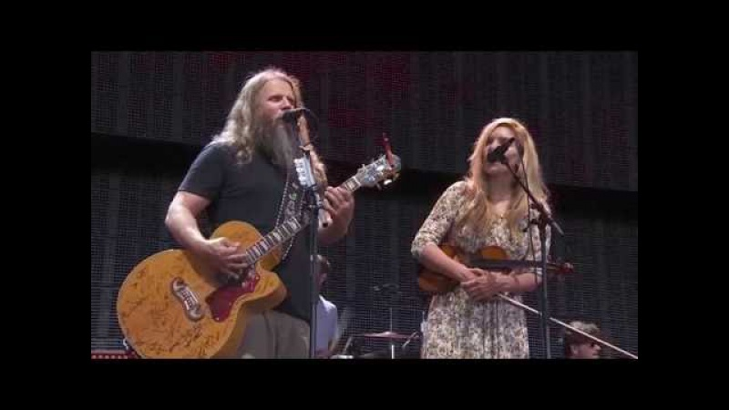 Jamey Johnson with special guest Alison Krauss –Tulsa Time (Live at Farm Aid 2016)