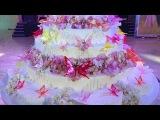 Торт с летающими бабочками от Рената Агзамова