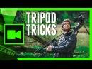 5 (more) Creative TRIPOD Tricks for Video | Cinecom