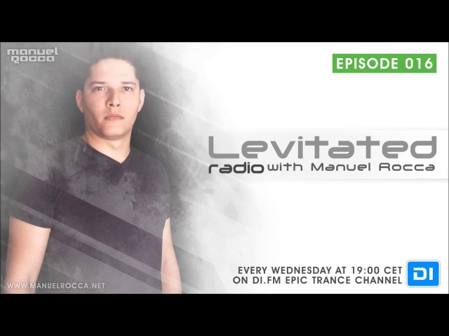 Levitated Radio 016 With Manuel Rocca