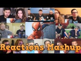 Marvel's Spider-Man (PS4) 2017 E3 Gameplay Reactions Mashup