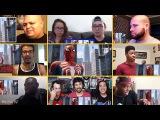 Marvel's Spider Man PS4 2017 E3 Gameplay REACTION MASHUP