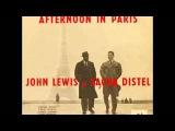 John Lewis &amp Sacha Distel Quintet - Willow Weep for Me