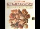 Milt Jackson Coleman Hawkins - Bean Bags FULL ALBUM