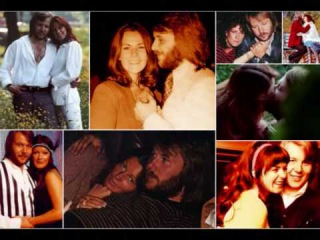 ♥ Benny Andersson Anni Frid Lyngstad - Love Forever ♥